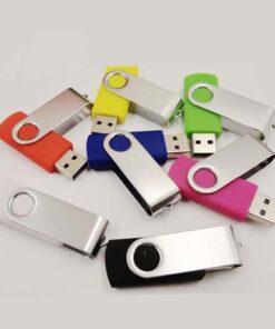 USB kim loại quà tặng doanh nghiệp
