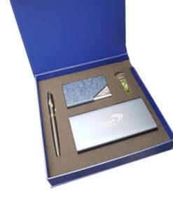 Bộ giftset in logo quà tặng doanh nghiệp cao cấp