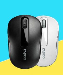 Chuột không dây Fapoo thiết kế mới in logo quà tặng doanh nghiệp