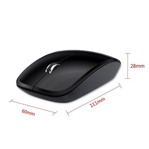 Chuột không dây ifound thiết kế mới in logo quà tặng doanh nghiệp