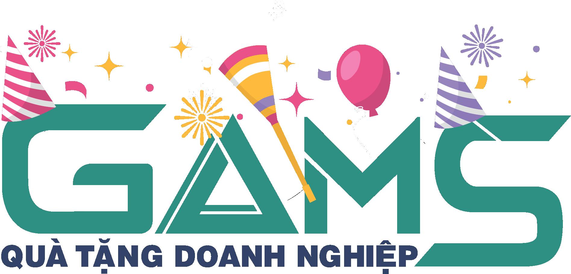 Gams | Cung cấp quà tặng doanh nghiệp